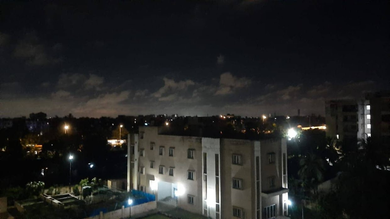 Independence Day Night View